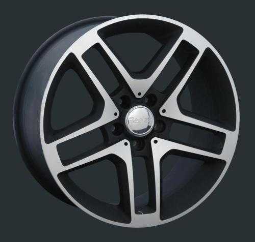 Диски Replay Replica Mercedes MR76 MBF 8.5x18 PCD 5x112 ET 43 ЦО 66.6