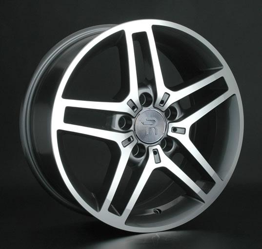 ����� Replay Replica Mercedes MR117 GMF 8.5x19 PCD 5x112 ET 59 �� 66.6