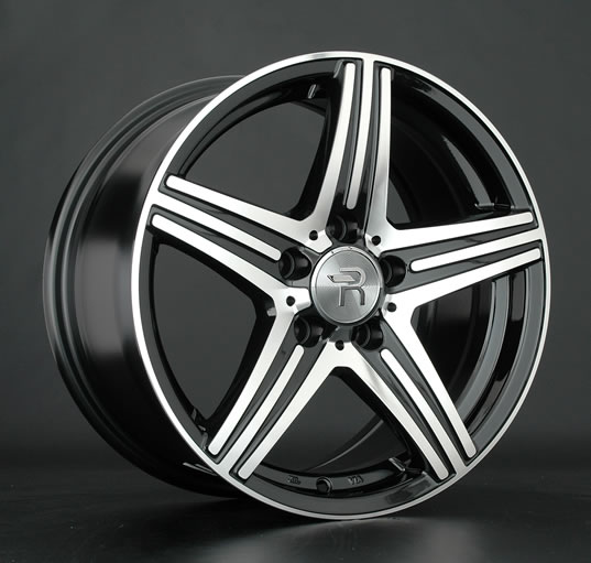 ����� Replay Replica Mercedes MR121 BKF 7.5x17 PCD 5x112 ET 37 �� 66.6
