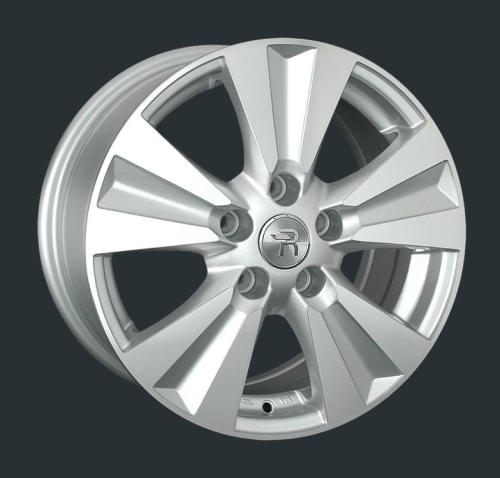 Диски Replay Replica Nissan NS137 SF 6.5x16 PCD 5x114,3 ET 45 ЦО 66.1