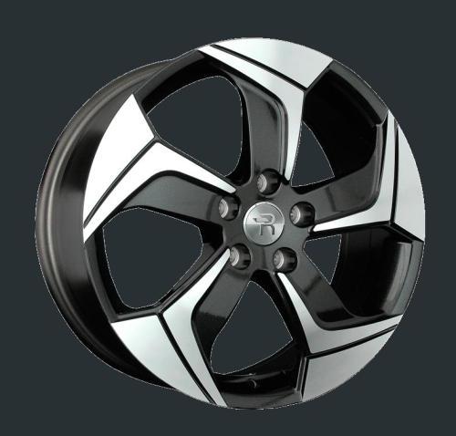 Диски Replay Replica Nissan NS156 BKF 6.5x17 PCD 5x114,3 ET 40 ЦО 66.1