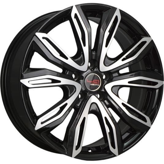 ����� LegeArtis Replica Toyota TY516 BKF 7.5x18 PCD 5x114,3 ET 35 �� 60.1