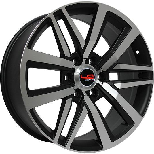 Диски LegeArtis Replica Toyota Concept-TY533 MBF 8x18 PCD 6x139,7 ET 30 ЦО 106.1