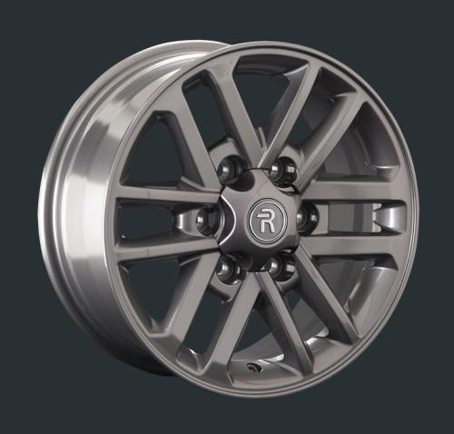 Диски Replay Replica Toyota TY120 GM 7.5x17 PCD 6x139,7 ET 25 ЦО 106.1