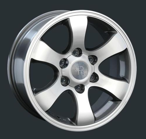 Диски Replay Replica Toyota TY2 GMF 7.5x17 PCD 6x139,7 ET 25 ЦО 106.1