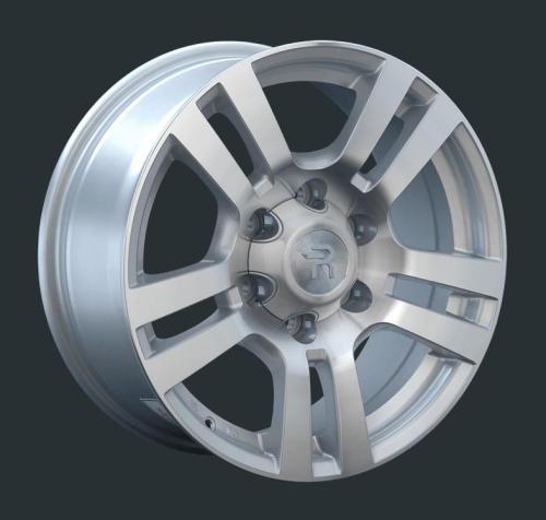 Диски Replay Replica Toyota TY61 SF 7.5x18 PCD 6x139,7 ET 25 ЦО 106.1