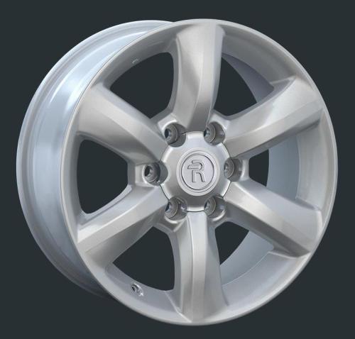 Диски Replay Replica Toyota TY64 S 7.5x17 PCD 6x139,7 ET 25 ЦО 106.1