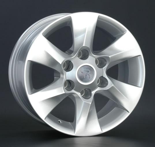 Диски Replay Replica Toyota TY87 GMF 8.5x20 PCD 6x139,7 ET 25 ЦО 106.1