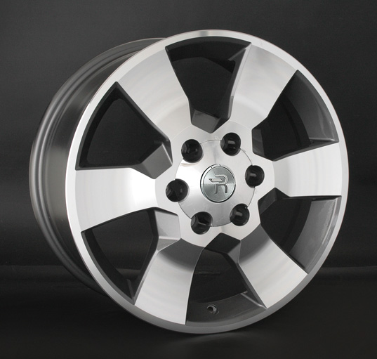 Диски Replay Replica Toyota TY79 GMFP 7.5x18 PCD 6x139,7 ET 25 ЦО 106.1