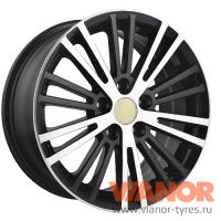 NW Replica VW R158 MDB 7.5x17 5x112, ET45, ЦО57.1