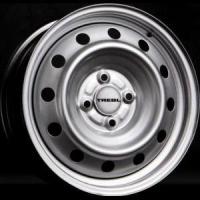 Trebl 53B35B Silver 5.5x14 4x98, ET35, ЦО58.6