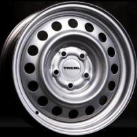 Trebl 9228 Silver 6.5x16 5x114,3, ET46, ЦО67.1