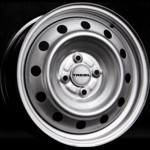 Диски Trebl X40009 Silver 6.5x16 PCD 5x114,3 ET 41 ЦО 67.1